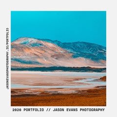Jason Evans Photography IG Square Career Poster