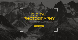 Digital Photography Facebook Ad
