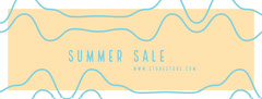 SUMMER SALE Sale Flyer