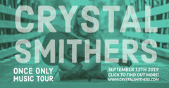 Crystal Smithers Music Tour