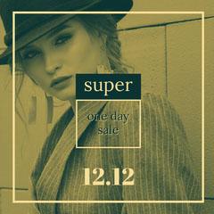 12.12 Fashion