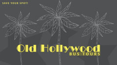 Old Hollywood Music Tour