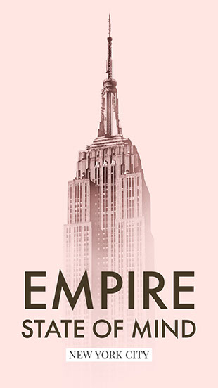 Empire State of Mind Filtre Snapchat
