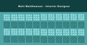 Green and White Interior Designer Linkedin LinkedIn Banner