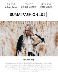 SUMAI FASHION 101 Small Business