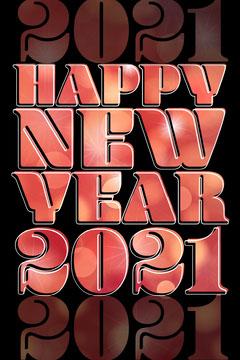 Pink Sparkles Happy New Year Pinterest Fireworks
