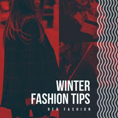 winter fashion tips collage igsquare Winter