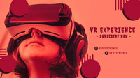 VR EXPERIENCE  Banner