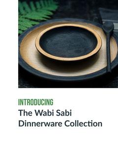 Japanese Wabi Sabi Dinnerware Collection Ad Japan