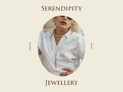 brown cream jewellery shop facebook shop Shopping