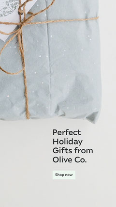 holiday gift instagram story Gift Card