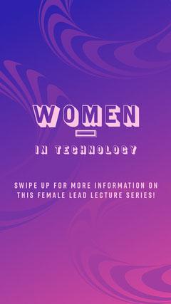 Women in Tech Science