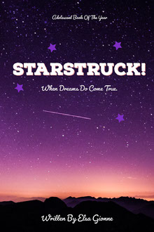 Starry Night Sky Dream Book Cover Buchumschlag