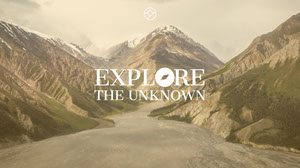 EXPLORE<BR>THE UNKNOWN Fondos de pantalla de ordenador