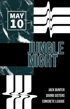 JUNGLE<BR>NIGHT Shows