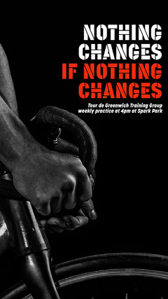 NOTHING CHANGES<BR>IF NOTHING CHANGES  Fitness