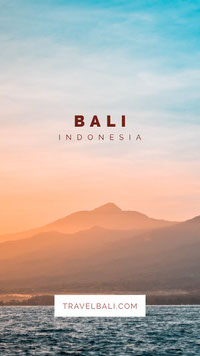 Claret With Beautiful Bali View Social Post Top Templates of 2019
