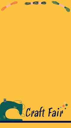 Craft Fair Snapchat Filter Fairs