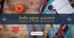 hello again autumn Autumn