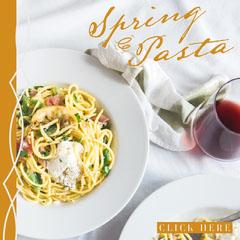 Spring Pasta Instagram Square Spring