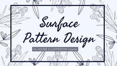 surface pattern design online course youtube thumbnail  Designer