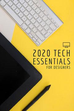 Tech Essentials Pinterest Tech