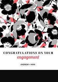 engagement  結婚賀卡
