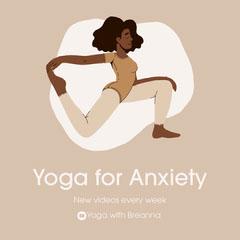 Illustrated Yoga Health and Wellness Instructor Wellness