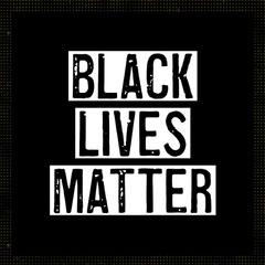 Black Halftone Border Instagram Square Black And White