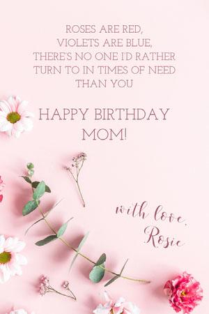 with love, Rosie Happy Birthday Card Ideas