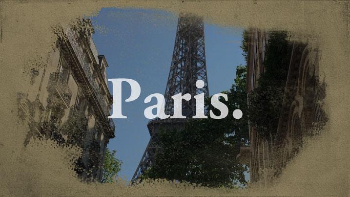 Paris. In Three Meals.