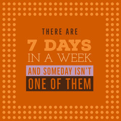 7 DAYS<BR>IN A WEEK Fall