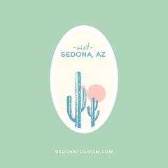 Sedona, AZ Cactus