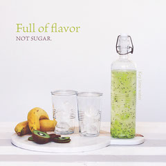 Healthy Juice Instagram Square Ad Juice