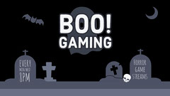 BOO!<BR>Gaming Scary