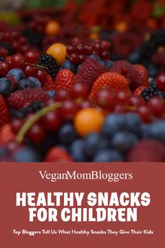 Red and White Healthy Snacks For Children Pinterest Vegan