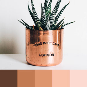 Color Palettes | Metallics 8 101 Brilliant Color Combos