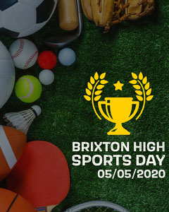 Brixton High Sports Day Instagram Portrait Back to School