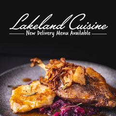 Glistening Food New Delivery Menu Lakeland Cuisine IG Square Lake