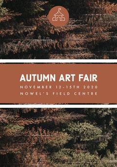 autumn art fair flyer Fairs