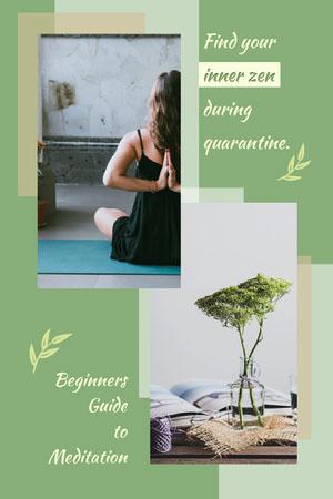 Pinterest innner zen Instagram Stories