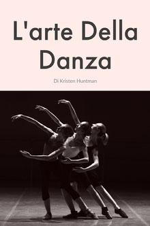 the art of dance book covers  Copertina libro