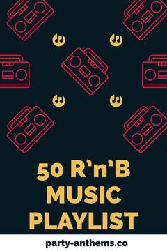 50 R'n'B MUSIC PLAYLIST Music