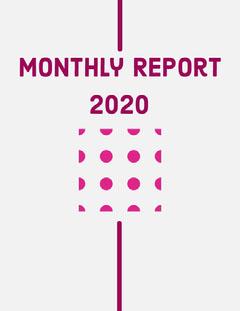 monthly report Grey