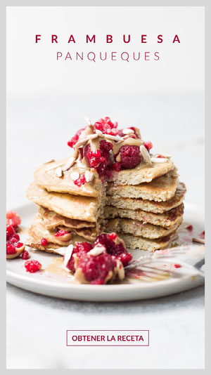 raspberry pancake instagram story Historia de Instagram