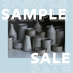 Sample Sale Collage
