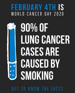 lung cancer instagram portrait Campaign
