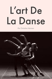the art of dance book covers  copy Couverture de livre