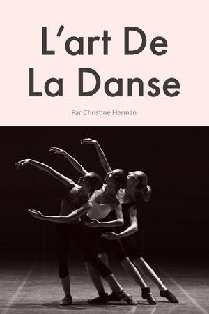 the art of dance book covers  copy Couverture de livre