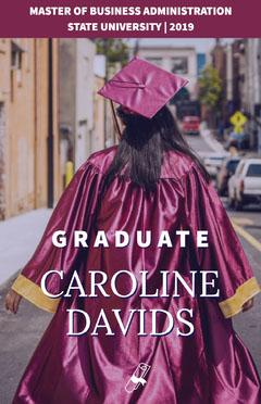 CAROLINE DAVIDS Graduation